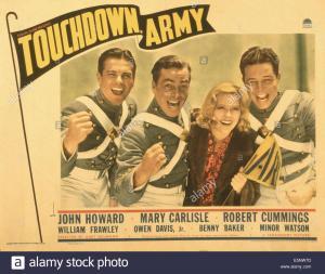 Touchdown, Army