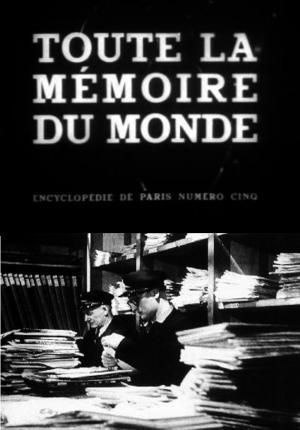 Toda la memoria del mundo (C)