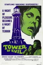 Tower of Evil (Horror of Snape Island) (Beyond the Fog)