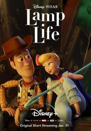 Toy Story 4: Lamp Life (S)