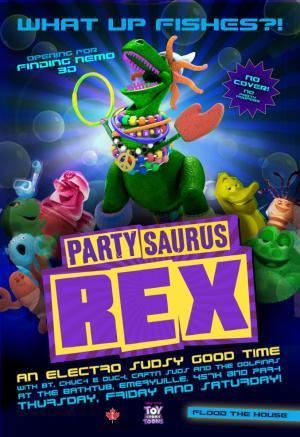 Toy Story Toons: Partysaurus Rex (S)