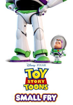 Toy Story Toons: Pequeño gran Buzz (2011) | 3gp/Mp4/DVDRip Latino HD Mega