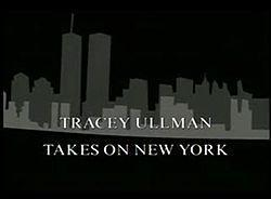 Tracey Takes on New York (TV)