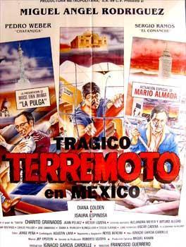 Trágico terremoto en México (1987)