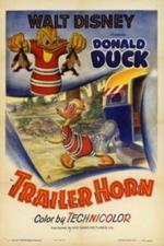 Pato Donald: La bocina de la caravana (C)