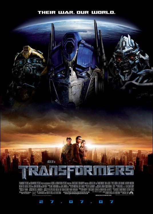 Saga – Transformers, [2007 – 2017] [1080p] [Latino-Ingles] [MEGA]