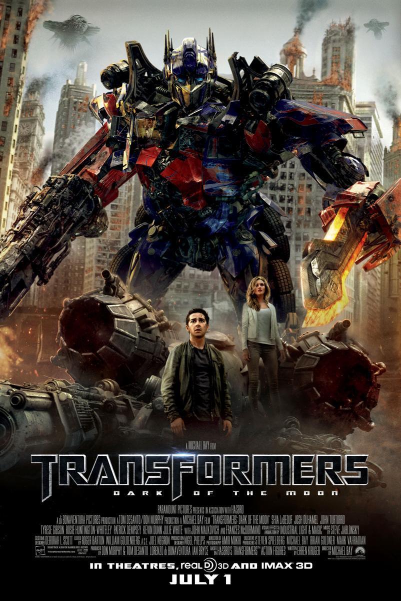 Transformers: El lado oscuro de la luna (2011) ()