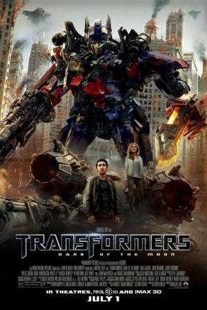 Transformers: Dark of the Moon (Transformers 3)