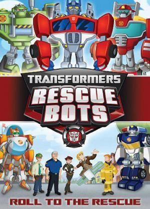 Transformers: Rescue Bots (Serie de TV)