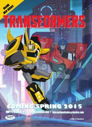 Transformers: Robots in Disguise (Serie de TV)