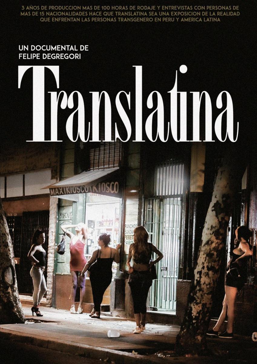 Traslatina forma parte del ciclo de cine FideDIGNO.