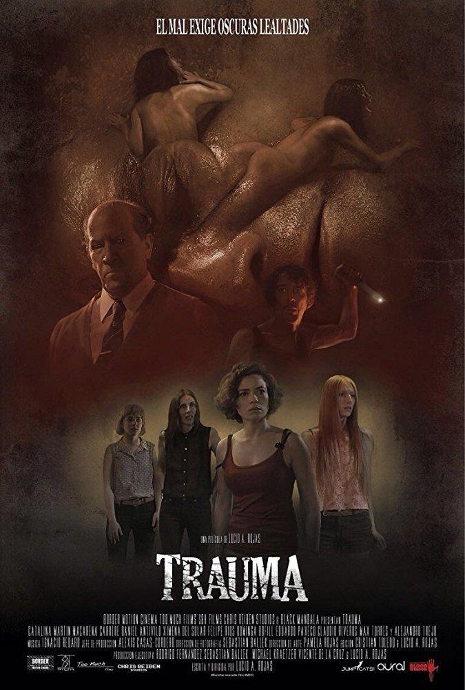 Trauma (2017) [1080p] [Latino-Ingles] [MEGA]