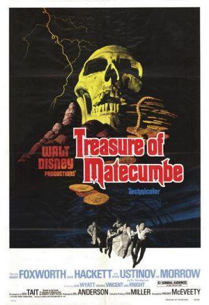 El tesoro de Matecumbe