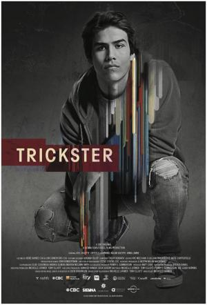 Основной постер сериала Трикстер