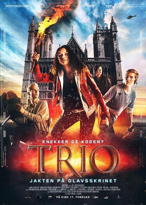 Trío. La búsqueda del Santuario Sagrado (2017) Full Micro HD Gratis