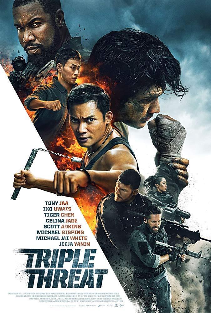 Últimas películas que has visto - (Las votaciones de la liga en el primer post) - Página 6 Triple_threat-326958780-large