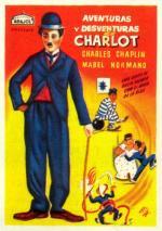 Las aventuras de Charlot (Las desdichas de Charlot) (C)