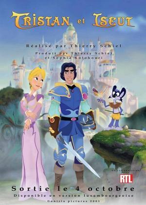 Tristan & the Princess of Irelandis