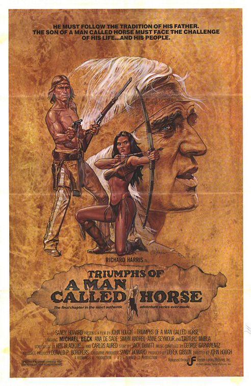 El triunfo de un hombre llamado Caballo 1983 FilmAffinity