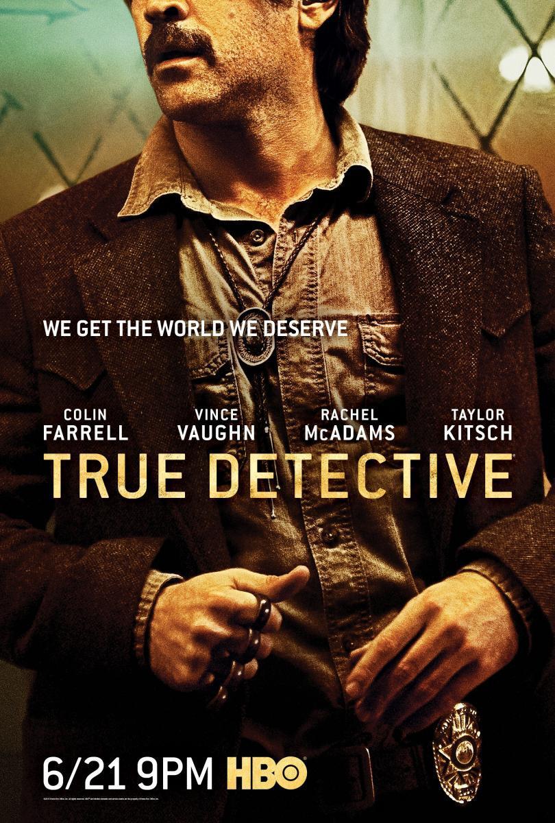 True Detective Temporada 2 (2015) HD 1080p Latino – Ingles