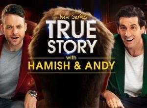 True Story with Hamish & Andy (TV Series)