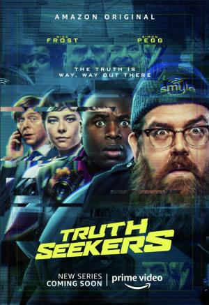 Truth Seekers (TV Series)