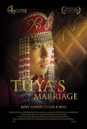 La boda de Tuya