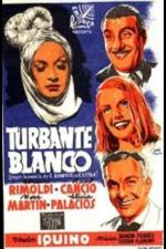Turbante blanco