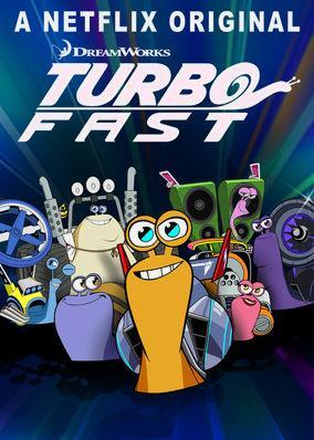 Turbo: FAST (TV Series)