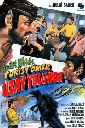 Turist Ömer Uzay Yolunda (Turkish Star Trek)