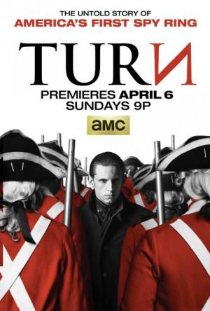 TURN: Espías de Washington (Serie de TV)