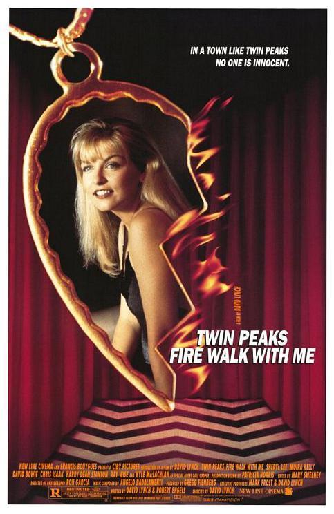 Twin Peaks Fuego Camina Conmigo 1992