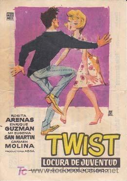 Twist. Locura de la juventud