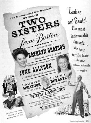Dos hermanas de Boston