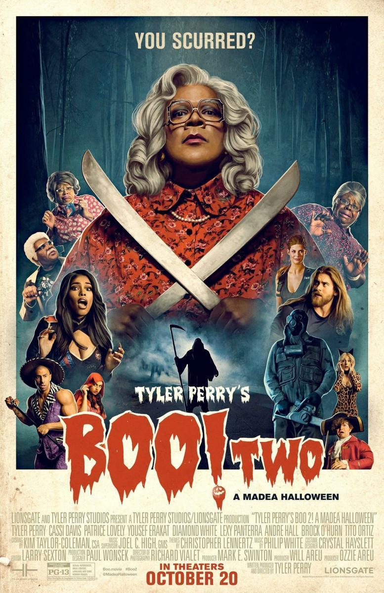 Tyler Perry en Boo!: Un Halloween con Madea [2017][Español Latino][1080p][MEGA]