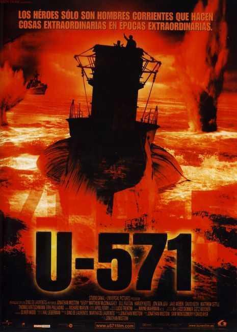 Bill Estes Com >> U-571 (2000) - FilmAffinity