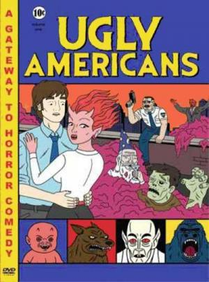 Ugly Americans (Serie de TV)