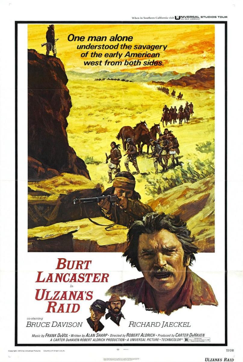La venganza de Ulzana (1972) - FilmAffinity