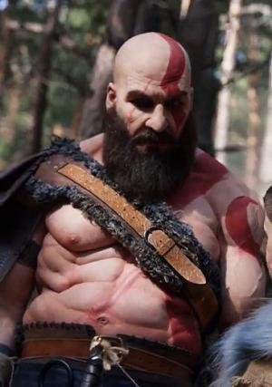 Un buen padre en God of War (S)