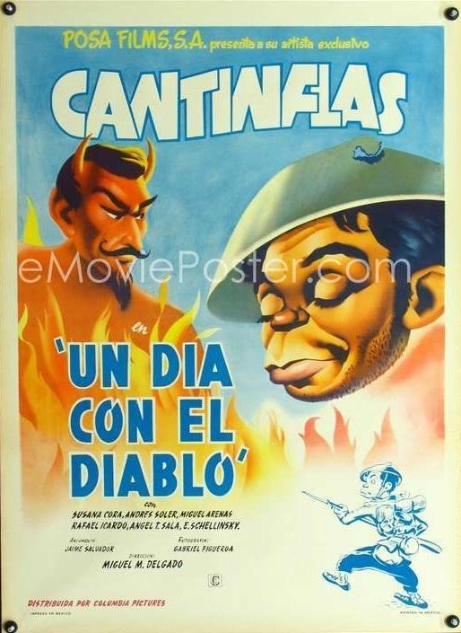 Un día con el diablo (1945) 1 LINK HD MEGA ()
