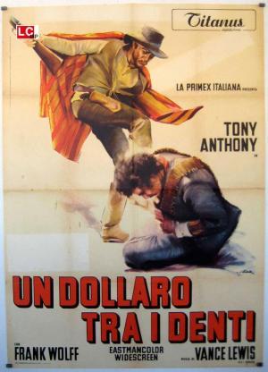 Un dólar entre los dientes
