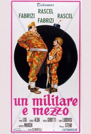 Un militare e mezzo