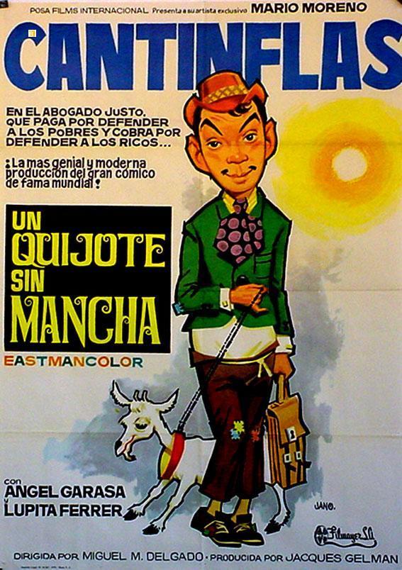 Un Quijote sin mancha (1969) 1 LINK HD Zippyshare ()