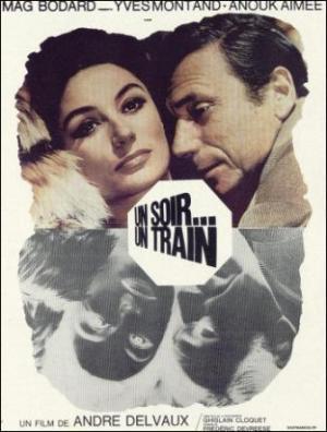 Una noche, un tren
