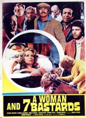 Una mujer para siete bastardos