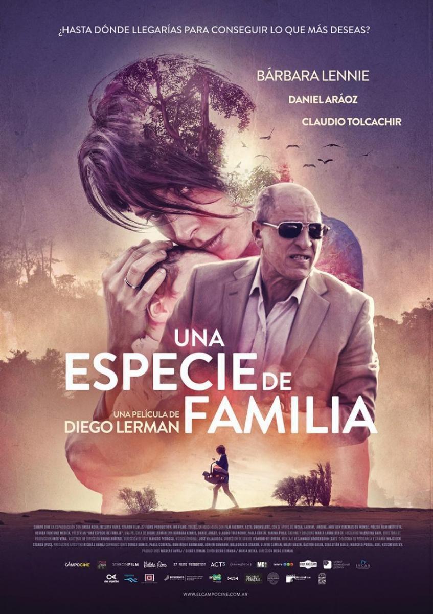 Una especie de familia (2017) 1080p Latino Zippyshare ()
