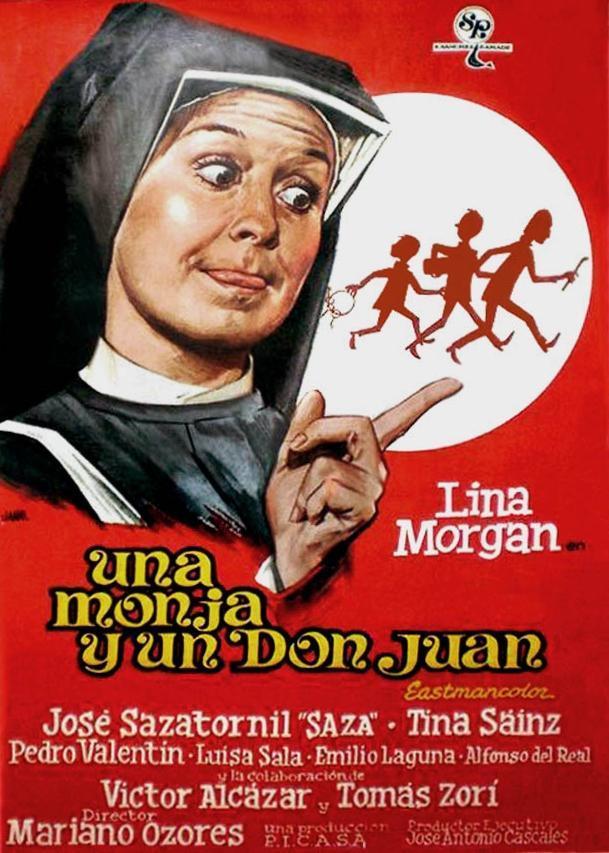 Una Monja Y Un Don Juan 1973 Filmaffinity