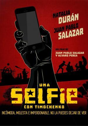 Una selfie con Timochenko