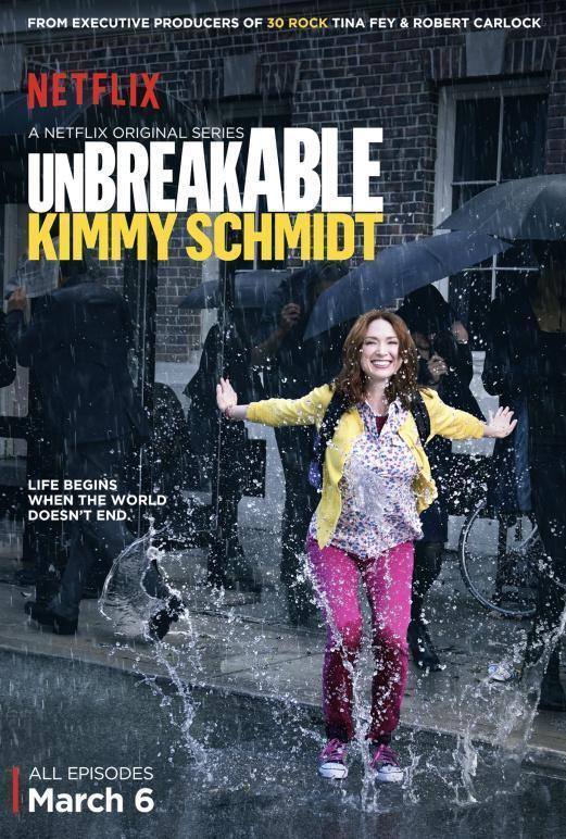 Unbreakable kimmy schmidt serie de tv 2015 filmaffinity for Oficina de infiltrados serie filmaffinity