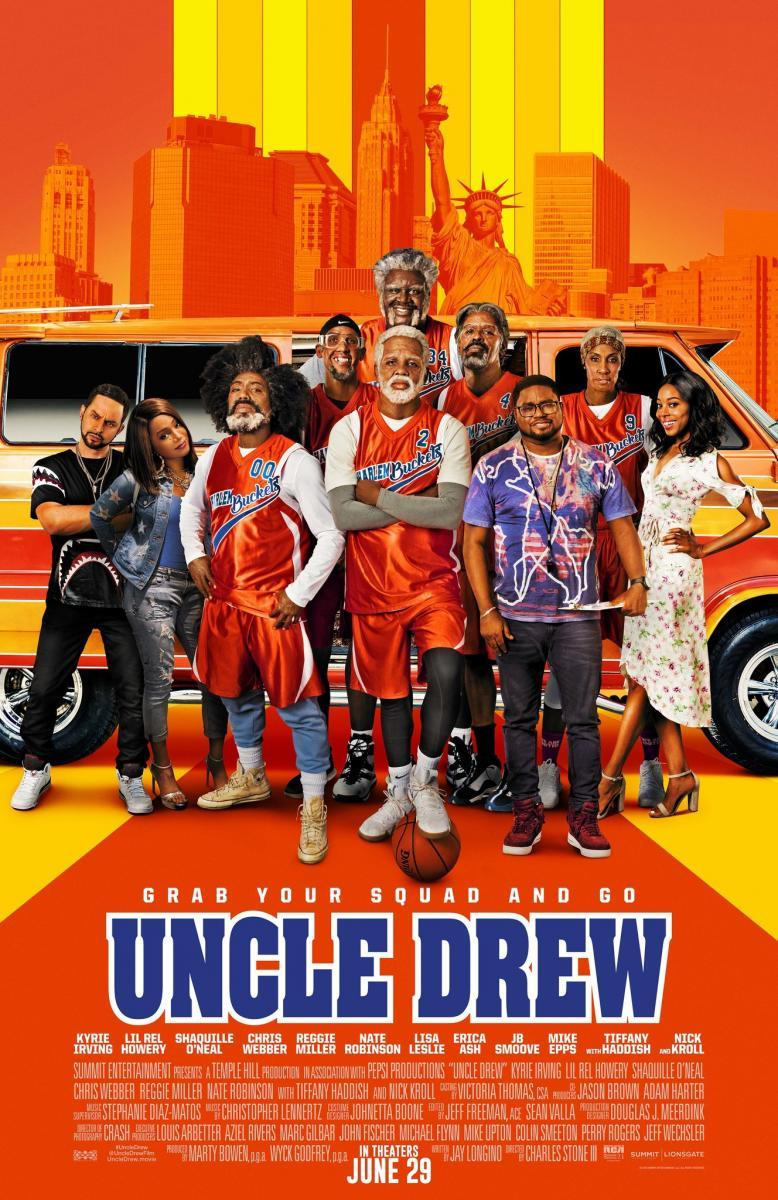 Tío Drew (2018) 1080p Latino MEGA